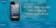 Make Your Meetings Simple With Online Meeting Mobile Application