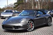 2013 Porsche 911 S Cabriolet